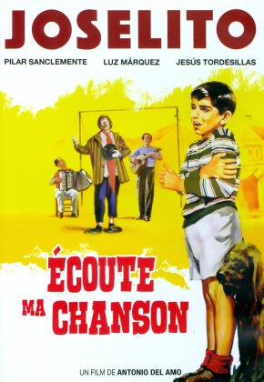 Joselito - Écoute ma chanson (1959) (Langfassung, Remastered)