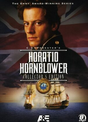 Horatio Hornblower (Collector's Edition, 8 DVDs)
