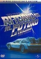 Ritorno al futuro - La trilogia (Box, 4 DVDs)