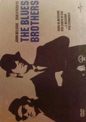 The Blues Brothers (1980) (Metalbox, 2 DVDs)