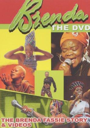 Fassie Brenda - Brenda - The DVD