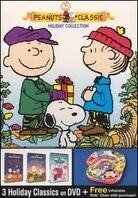 Peanuts - Classic holiday Collection (3 DVDs)