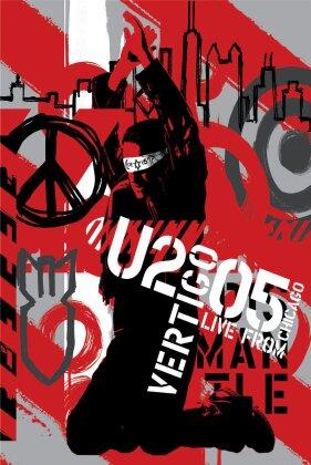 U2 - 2005 Vertigo (Deluxe Edition, 2 DVD)