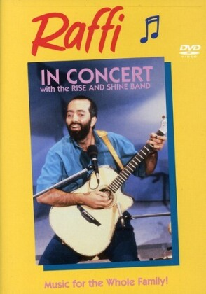 Raffi - Raffi in concert with The Rise & Shine band