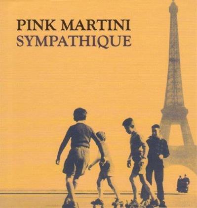 Pink Martini - Sympathique (Japan Edition)