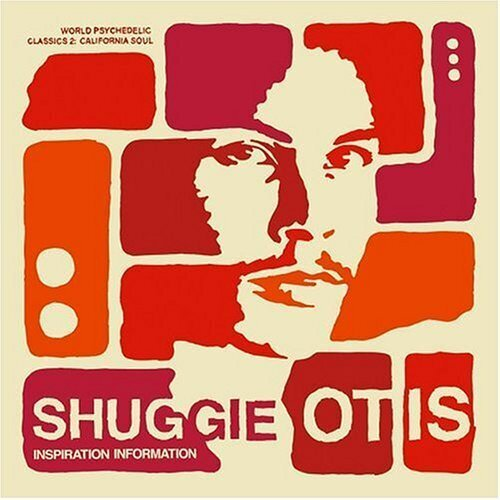Shuggie Otis - Inspiration Information (Japan Edition)