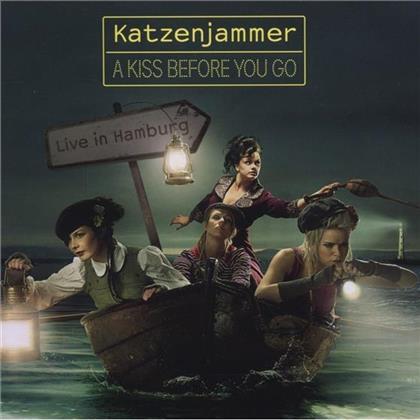 Katzenjammer - A Kiss Before You Go - Live In Hamburg (CD + DVD)