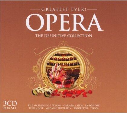 --- & --- - Opera (3 CDs)