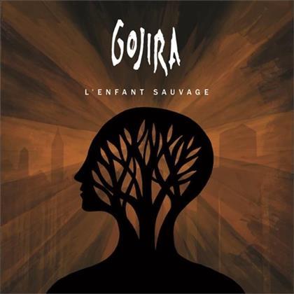 Gojira - L'enfant Sauvage (CD + DVD)