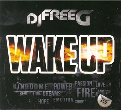 Freeg DJ - Wake Up (2 CDs)