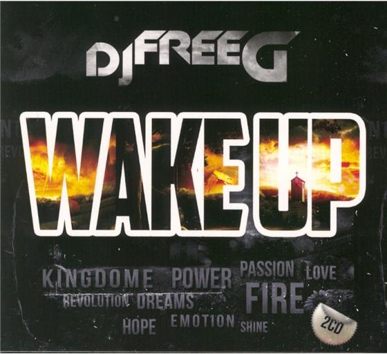 Freeg DJ - Wake Up (2 CDs)