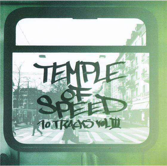 Temple Of Speed (Tinguely/Skor/Sterneis) - Vol. 3 (Feat. Ekr/Baze)