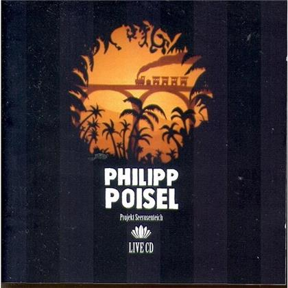 Philipp Poisel - Projekt Seerosenteich - Live (Limited Edition, 2 CDs)