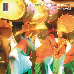 Drummers Of Burundi - Live At The Real World (Digipack)