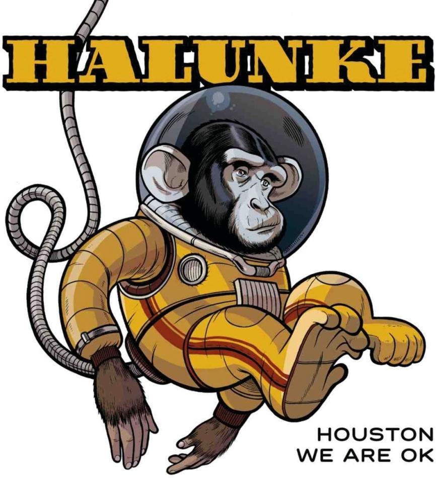 Halunke - Houston We Are Ok