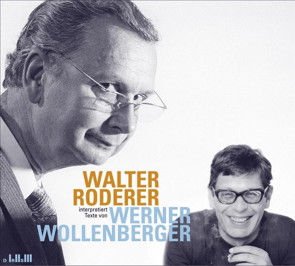 Walter Roderer - Interpretiert Texte Von W. Wollenberger (2 CDs)