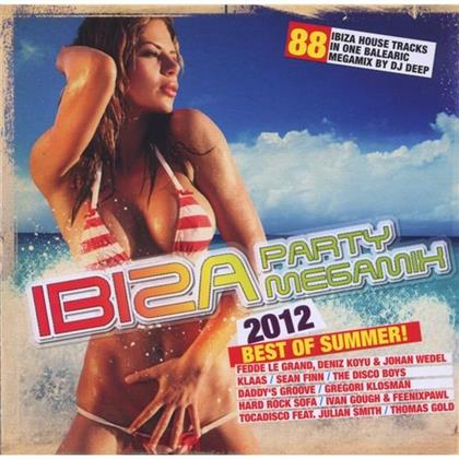 Ibiza Party Megamix 2012 (2 CDs)