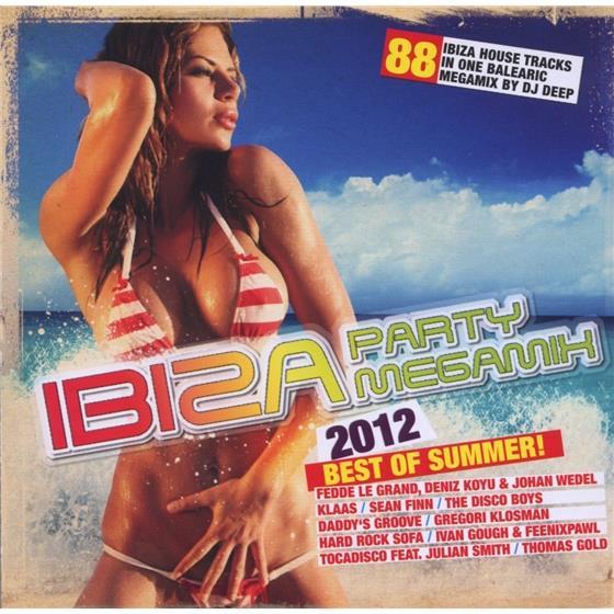 Ibiza Party Megamix 2012 (2 CDs)