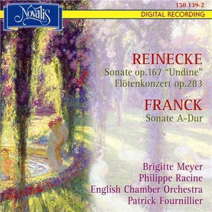 Meyer B. / Racine & Carl Heinrich Reinecke (1824-1910) - Konzert Fuer Floete Op283, Son