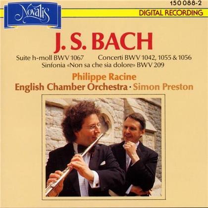 Racine Philippe / Preston Simon / Eco & Johann Sebastian Bach (1685-1750) - Suite Fuer Orchester Nr2 Bwv10
