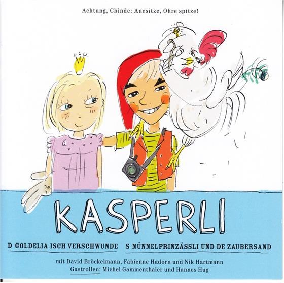 Kasperli - D Goldelia Isch Verschwunde