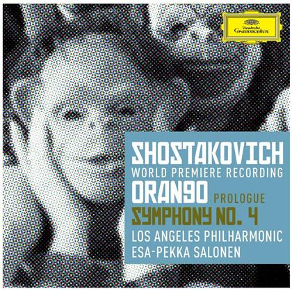 Dimitri Schostakowitsch (1906-1975), Esa-Pekka Salonen (*1958) & Los Angeles Philharmonic - Orango-Prologue / Symphony No.