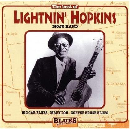 Lightnin' Hopkins - Mojo Hand - The Best Of