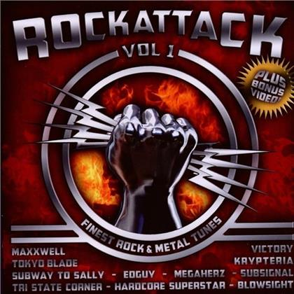 Rock Attack - Vol. 1 (2 CDs)