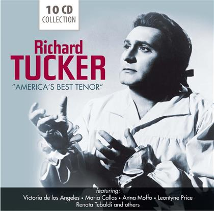 Richard Tucker & --- - America's Best Tenor (10 CDs)