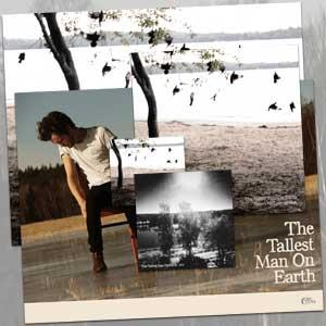 The Tallest Man On Earth - There's No Leaving - Deluxe Pack (CD + DVD)