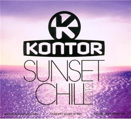 Kontor Sunset Chill 2012 (3 CDs)