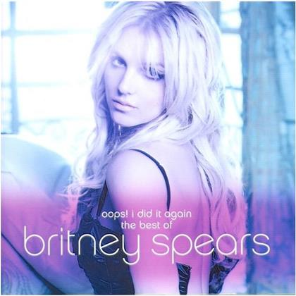 Britney Spears - Oops! I Did It Again - Best Of