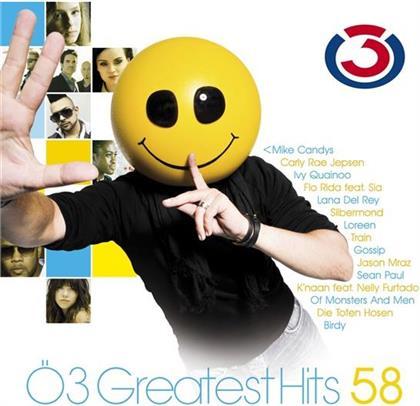 Ö3 - Greatest Hits 58