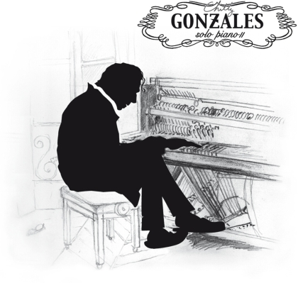 Chilly Gonzales (Gonzales) - Solo Piano 2