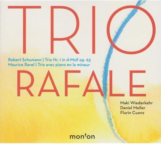 Trio Rafale & Maurice Ravel (1875-1937) - Trio Fuer Klavier In A-Moll (1914)