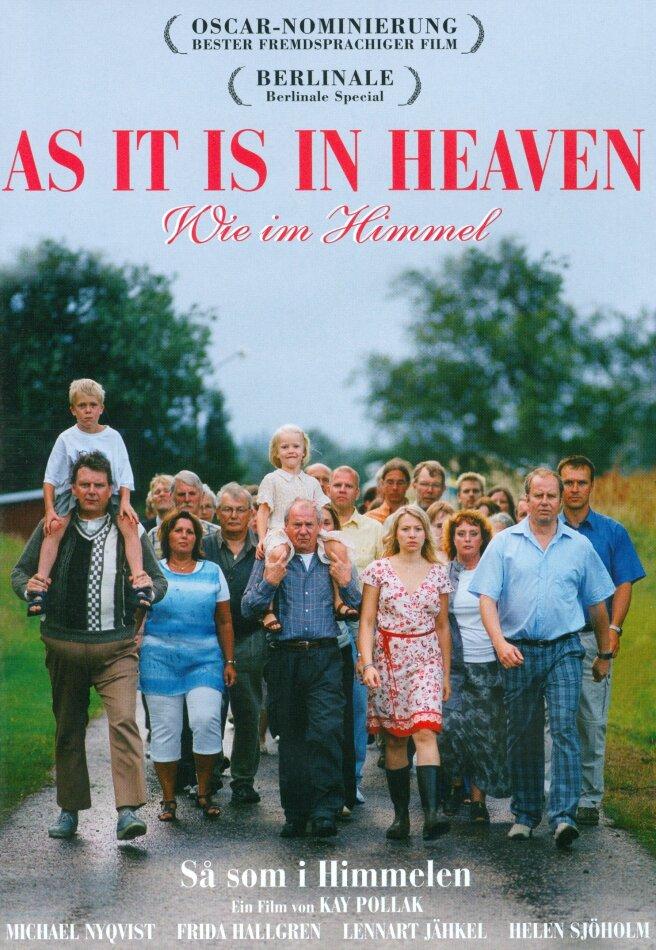As it is in heaven - Wie im Himmel (2004)