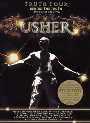 Usher - Truth Tour: Behind the truth - Live from Atlanta