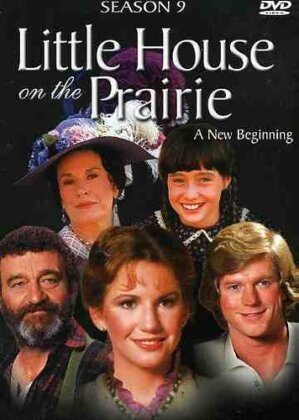 Little House on the Prairie - Season 9 (Remastered, 6 DVDs)