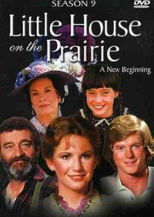 Little House on the Prairie - Season 9 (Remastered, 6 DVDs)