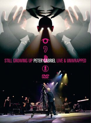 Peter Gabriel - Still Growing Up - Live & Unwrapped (2 DVD)
