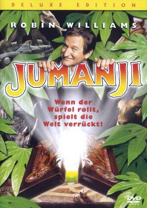Jumanji (1995) (Deluxe Edition)