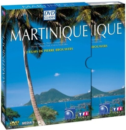 Martinique (DVD Guides, Deluxe Edition, 2 DVDs + CD + CD-ROM)