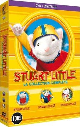 Stuart Little 1-3 - La Collection Complete (3 DVDs)