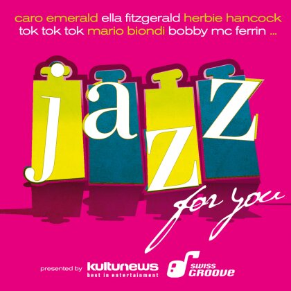 Jazz For You - Various (2 CDs)