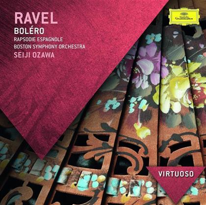 Seiji Ozawa & Maurice Ravel (1875-1937) - Bolero / Rapsodie Espagnole