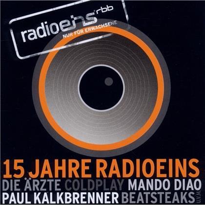 15 Jahre Radio Eins - Various (2 CDs)