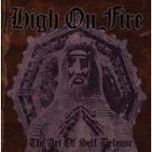 High On Fire - Art Of Self Defense (Japan Edition)