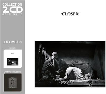 Joy Division - Closer/Unknown Pleasures (2 CDs)