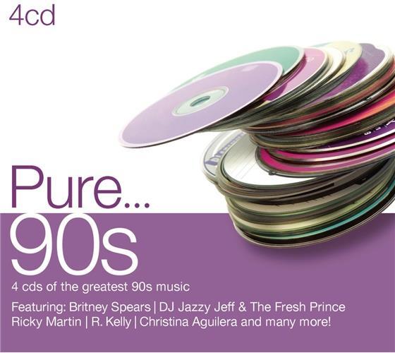Pure 90'S (4 CDs)