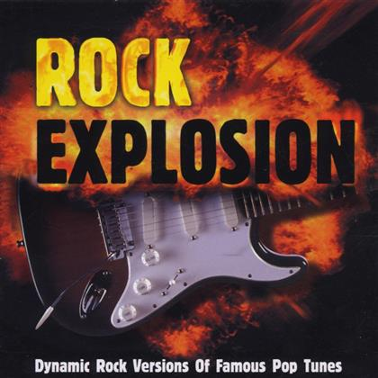 Rock Explosion! Dynamic Rock - Various 5